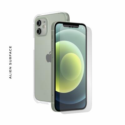 Apple iPhone 12 folie protectie Alien Surface