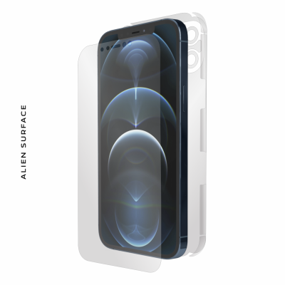 Apple iPhone 12 Pro folie protectie Alien Surface