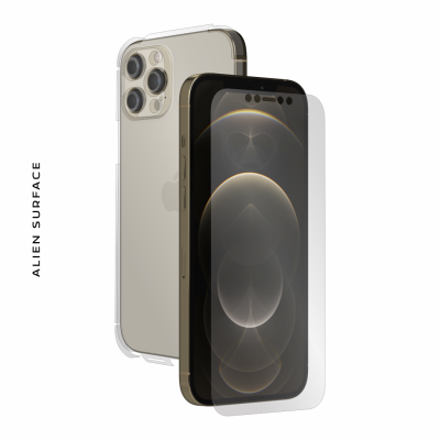 Apple iPhone 12 Pro Max folie protectie Alien Surface