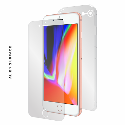 Apple iPhone 8 Plus folie protectie Alien Surface