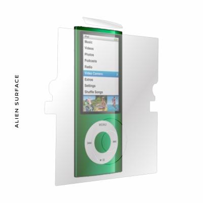 Apple iPod Nano 5G folie protectie Alien Surface
