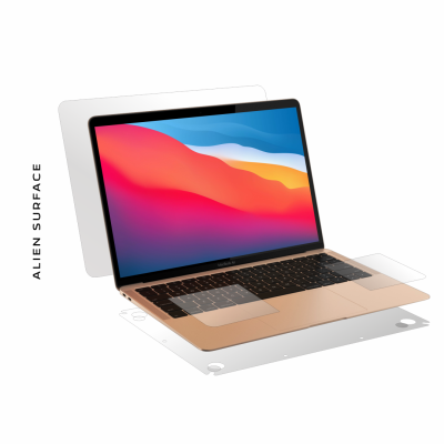 Apple MacBook Air M1 13 inch (2021) folie protectie Alien Surface