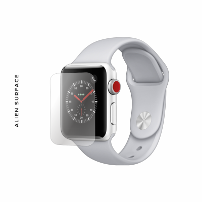 Apple Watch 3 38mm folie protectie Alien Surface