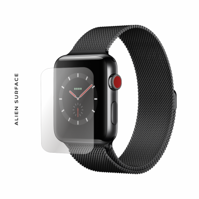 Apple Watch 3 42mm folie protectie Alien Surface