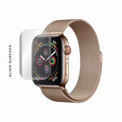Apple Watch 4 44mm folie protectie Alien Surface
