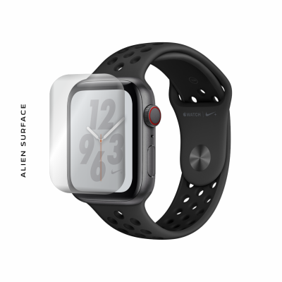 Apple Watch 4 Nike+ 44mm folie protectie Alien Surface