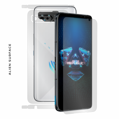 Asus ROG Phone 5 Ultimate folie protectie Alien Surface