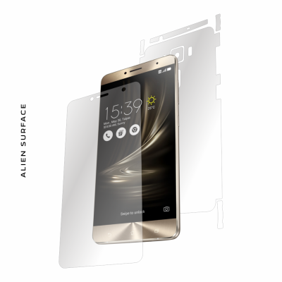 Asus ZenFone 3 Deluxe ZS550KL folie protectie Alien Surface