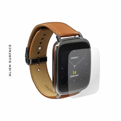 Asus Zenwatch WI500Q folie protectie Alien Surface