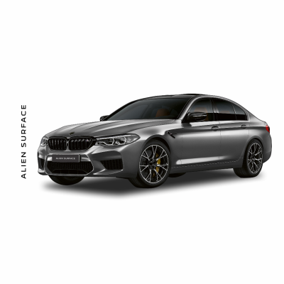 BMW Seria 5 (2019) Multimedia set folie protectie Alien Surface