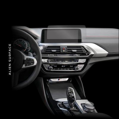 BMW X3 Multimedia set folie protectie Alien Surface