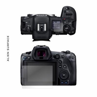 Canon EOS R5 folie protectie Alien Surface