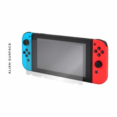Consola Nintendo Switch folie protectie Alien Surface