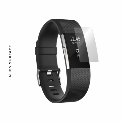 Fitbit Alta HR folie protectie Alien Surface