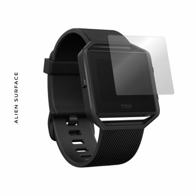 Fitbit Blaze folie protectie Alien Surface