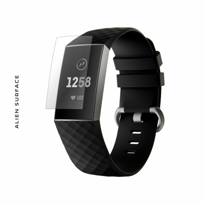 Fitbit Charge 3 folie protectie Alien Surface