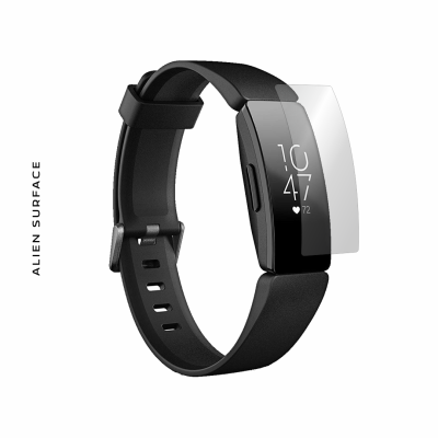 Fitbit Inspire HR folie protectie Alien Surface