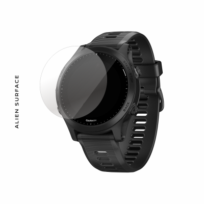 Garmin Forerunner 945 folie protectie Alien Surface
