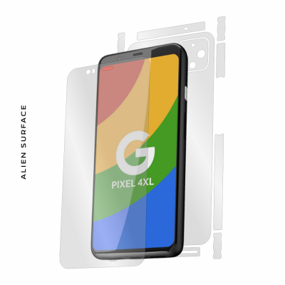Google Pixel 4 XL folie protectie Alien Surface