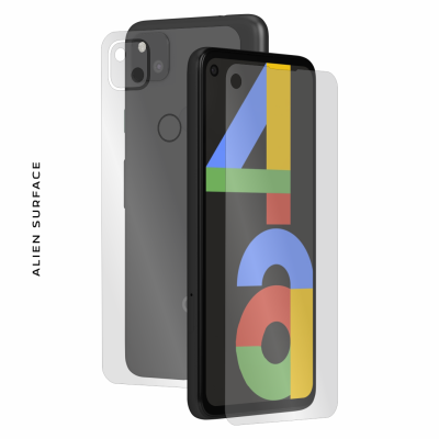 Google Pixel 4a folie protectie Alien Surface