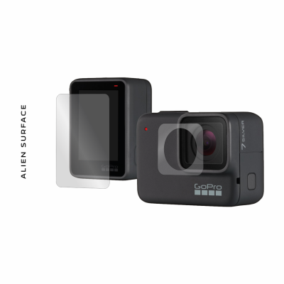 GoPro Hero 7 Silver folie protectie Alien Surface