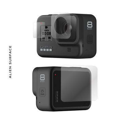 GoPro Hero 8 Black folie protectie Alien Surface