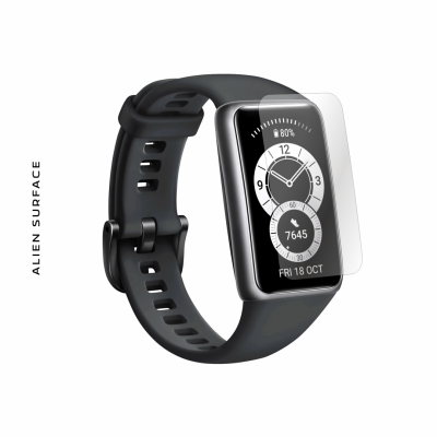 Huawei Band 6 folie protectie Alien Surface
