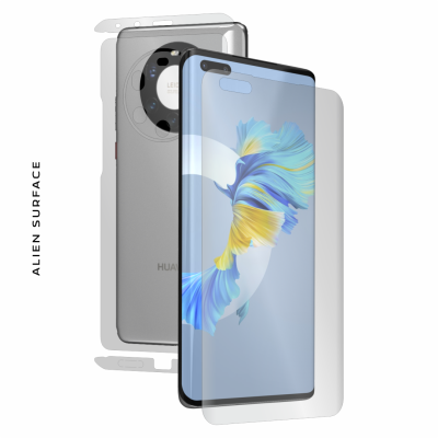Huawei Mate 40 Pro Plus 5G folie protectie Alien Surface