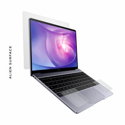 Huawei MateBook 13, 13 inch folie protectie Alien Surface