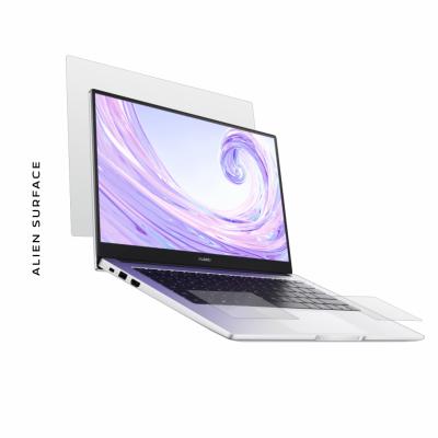 Huawei MateBook D14 (2020) 14 inch folie protectie Alien Surface