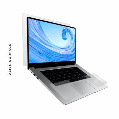 Huawei MateBook D15, 15,6 inch folie protectie Alien Surface