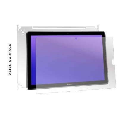Huawei MediaPad M5 10.8 inch folie protectie Alien Surface
