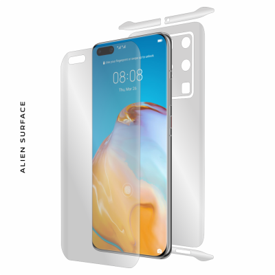 Huawei P40 Pro Plus folie protectie Alien Surface