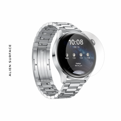 Huawei Watch 3 folie protectie Alien Surface