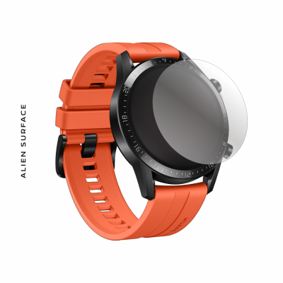 Huawei Watch GT 2 46mm folie protectie Alien Surface
