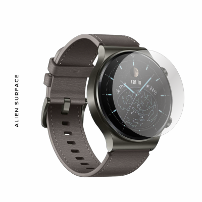 Huawei Watch GT 2 Pro folie protectie Alien Surface