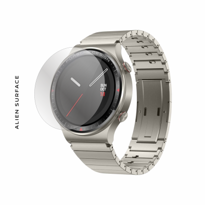 Huawei Watch GT 2 Pro Porsche Design folie protectie Alien Surface