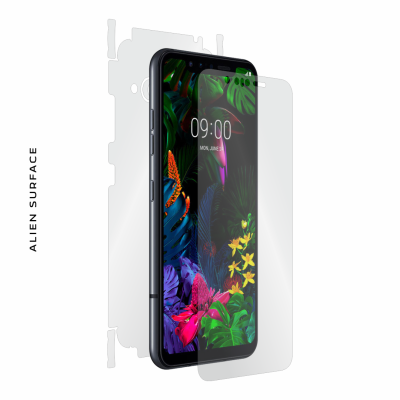 LG G8s ThinQ folie protectie Alien Surface