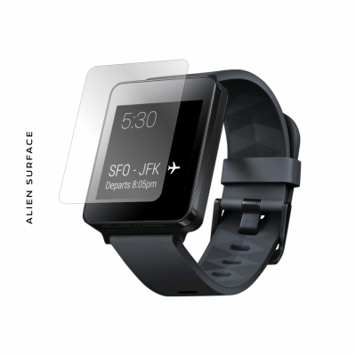 LG G Watch W100 folie protectie Alien Surface