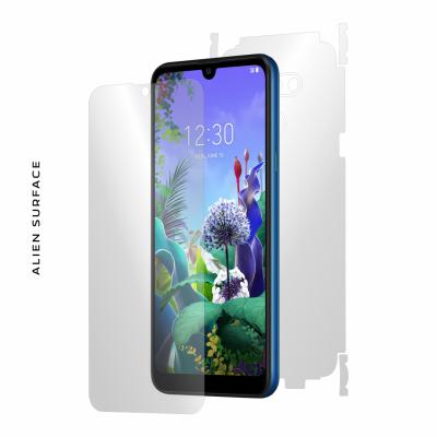 LG Q60 folie protectie Alien Surface