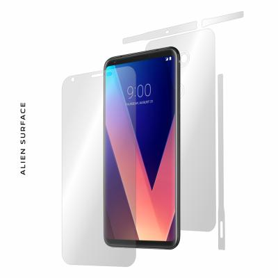 LG V30 Plus folie protectie Alien Surface