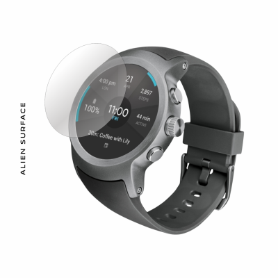 LG Watch Sport folie protectie Alien Surface