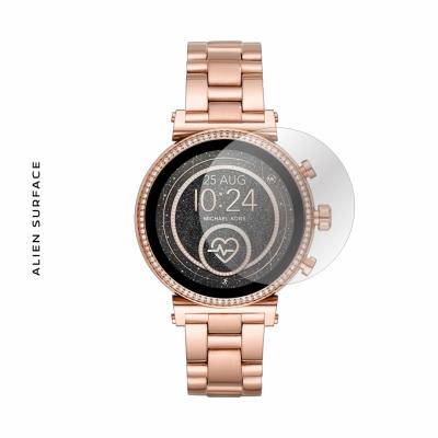 Michael Kors Smartwatch MKT 5063 folie protectie Alien Surface