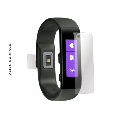 Microsoft Band folie protectie Alien Surface