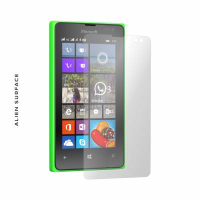 Microsoft Lumia 532 Dual SIM folie protectie Alien Surface