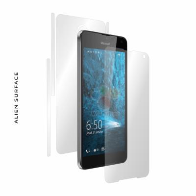 Microsoft Lumia 650 folie protectie Alien Surface