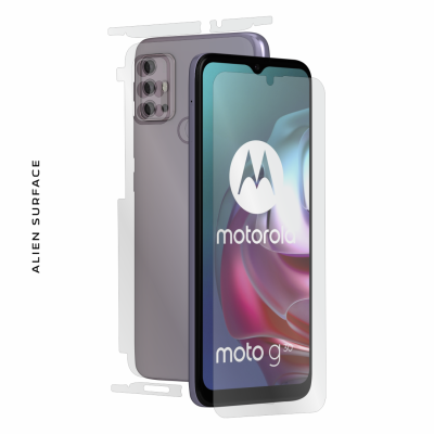 Motorola G30 folie protectie Alien Surface