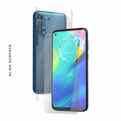 Motorola Moto G8 Power folie protectie Alien Surface