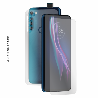 Motorola One Fusion Plus folie protectie Alien Surface