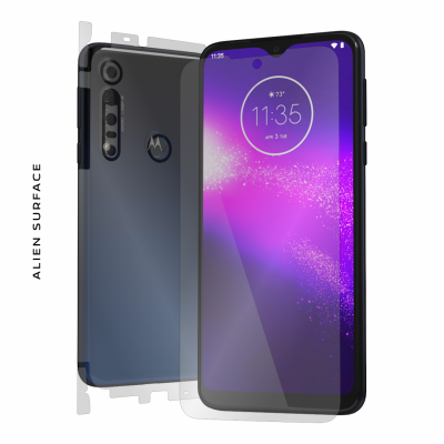 Motorola One Macro folie protectie Alien Surface